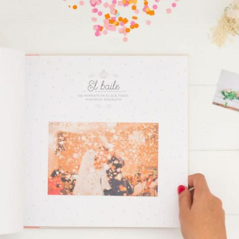 Álbum no oficial de nuestra boda Mr. Wonderful I MR.WONDERFUL