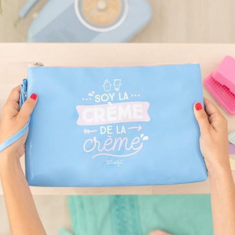 Neceser - Soy la creme de la creme Mr. Wonderful - MR.WONDERFUL-depto-51.myshopify.com