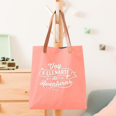 Bolso - Voy a llenarte de aventuras Mr. Wonderful I MR.WONDERFUL