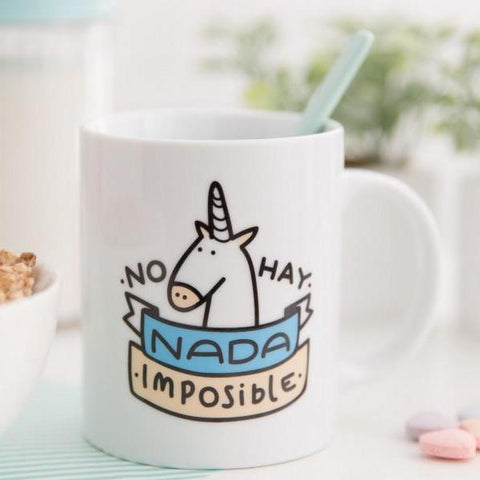 Taza - No hay nada imposible Mr. Wonderful