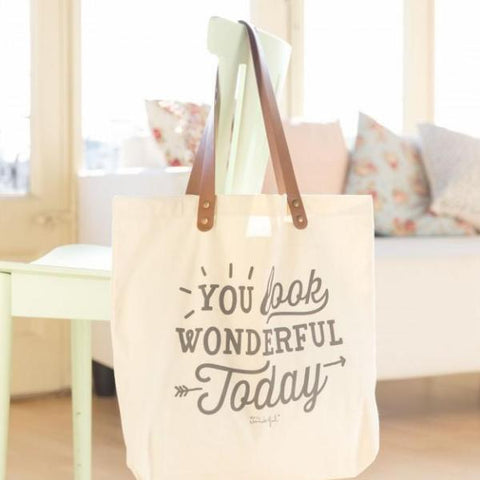 Bolso - You look wonderful today Mr. Wonderful I MR.WONDERFUL