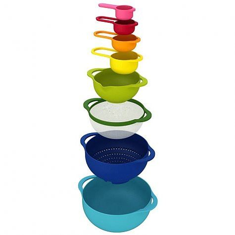 Set Bowl Nest 9 Plus JOSEPH JOSEPH- Depto51
