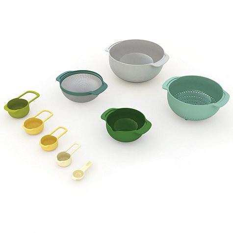 Set Bowl Nest 9 Opal JOSEPH JOSEPH- Depto51