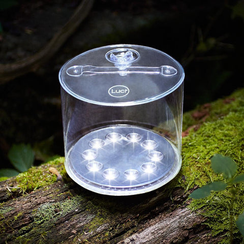 Lámpara Solar Inflable Luci Outdoor 2.0 MPOWERD- Depto51