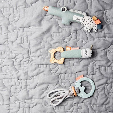Pack de 3 Sonajeros Tiny Toys Juguetes Bebé DONE BY DEER