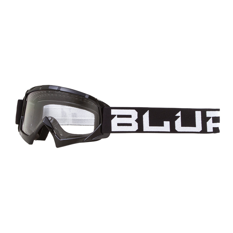 BLUR B-10 Youth | Black/White