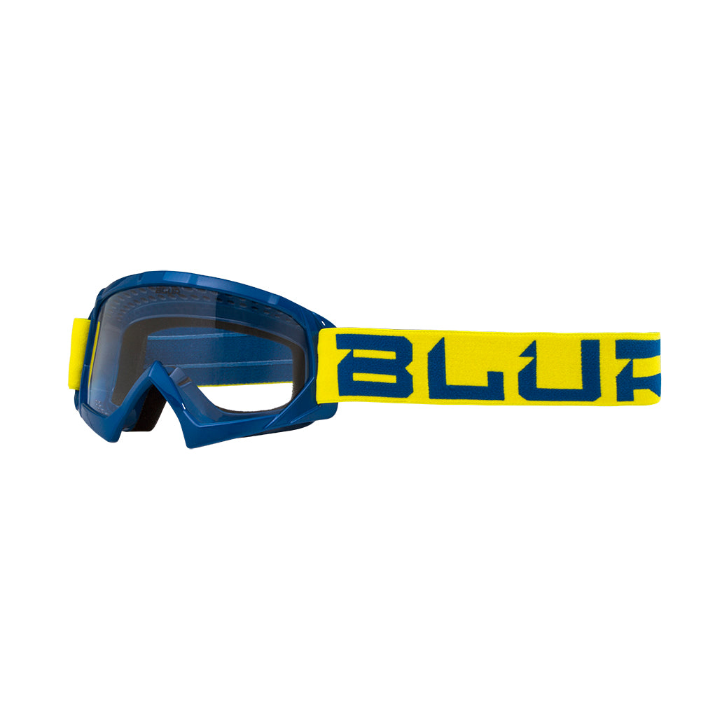 BLUR B-10 Youth | Yellow/Blue