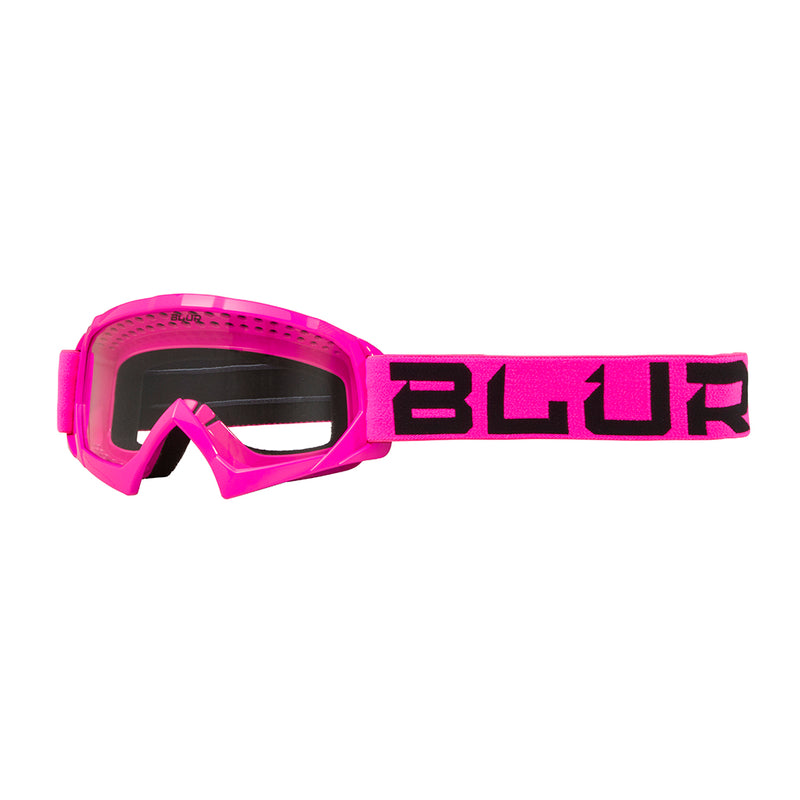 BLUR B-10 Youth | Pink/Black