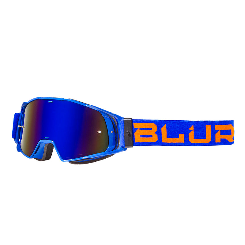 BLUR B-20 | Blue/Orange