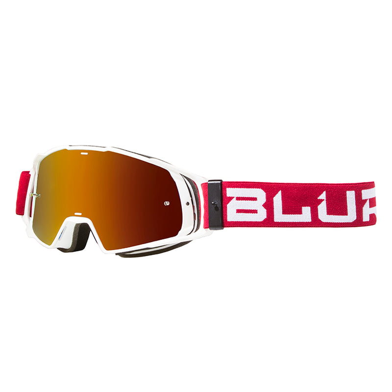 BLUR B-20 | Ruby Red/White