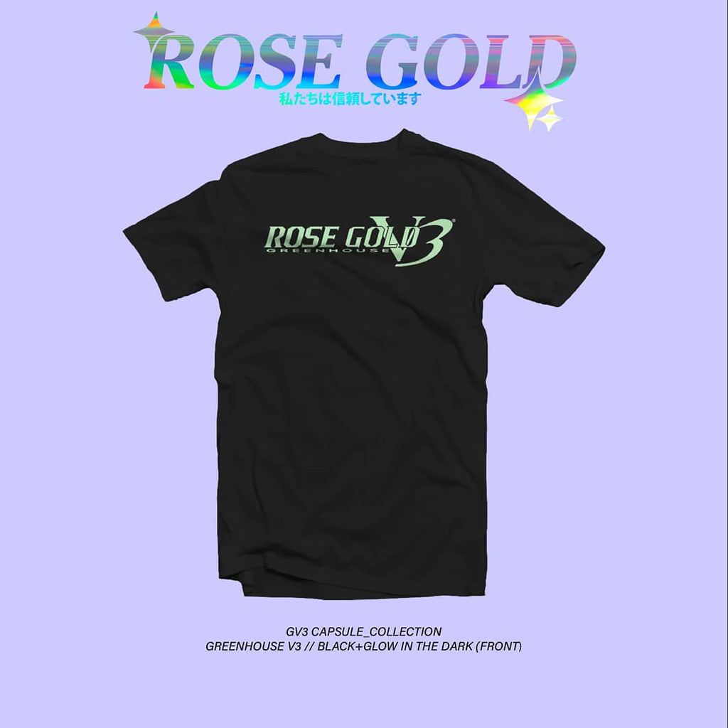 Rose Gold - Greenhouse V3