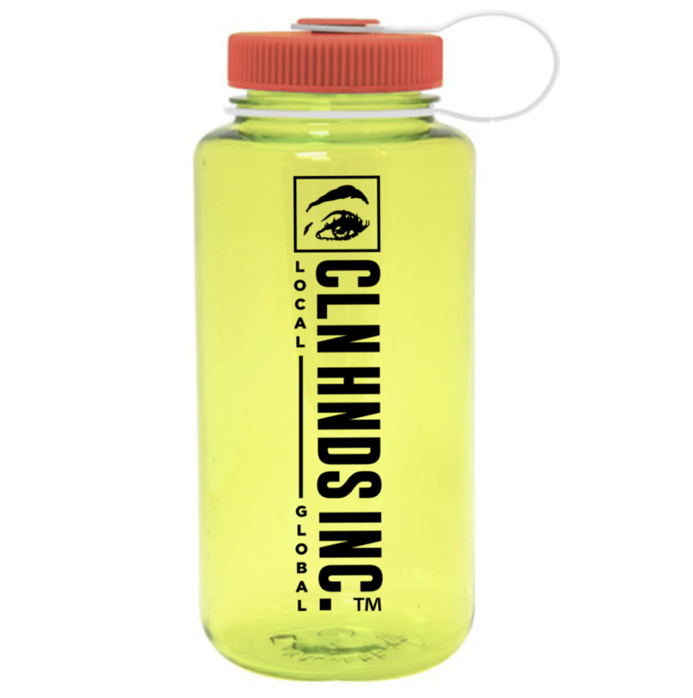 Nalgene® Bottle Neon Green