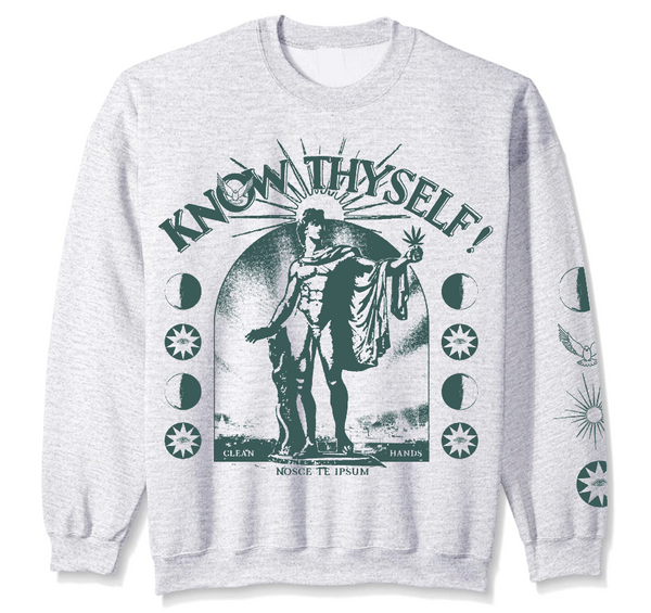 Know Thyself Crewneck