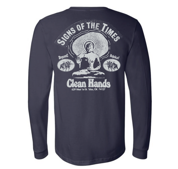 Signs Of The Times Long Sleeve