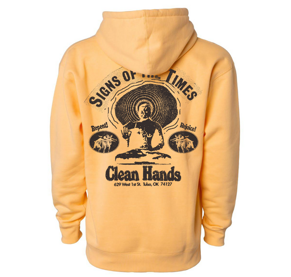 Signs Of The Times Hoodie