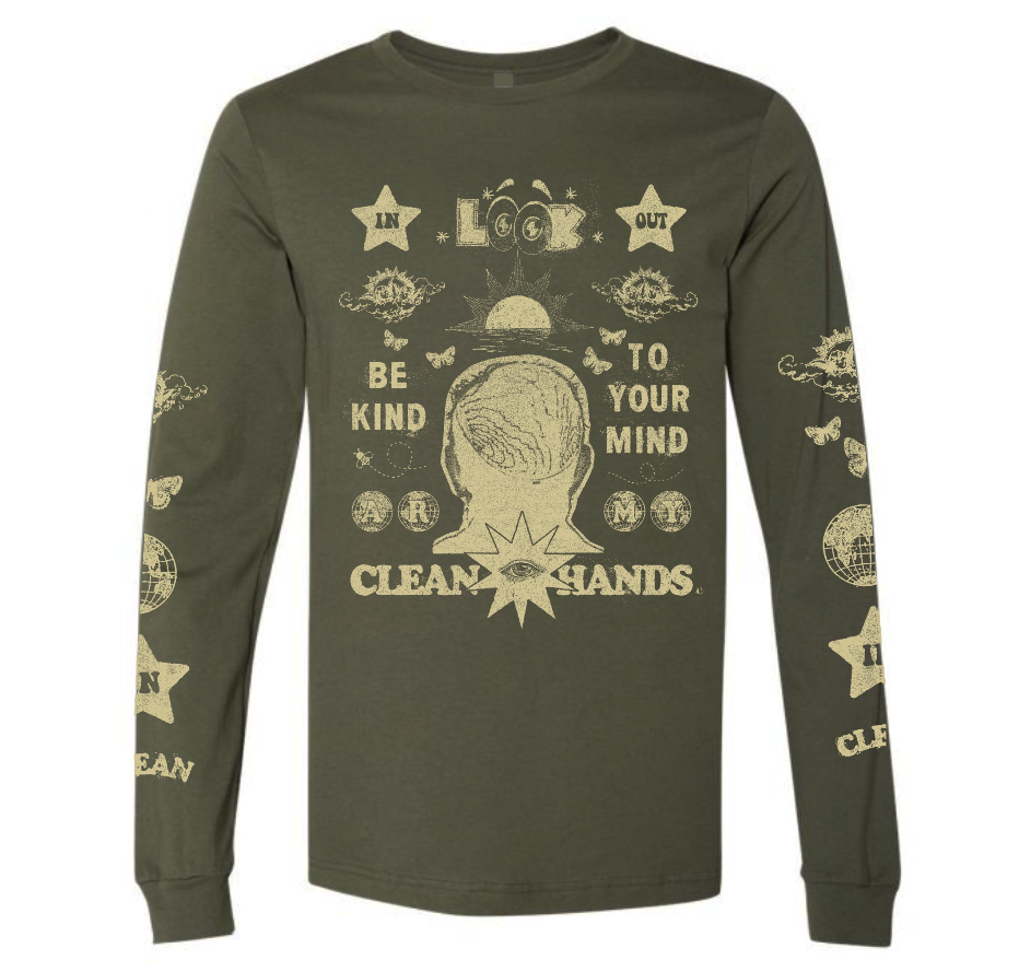 Kind To Your Mind Long Sleeve
