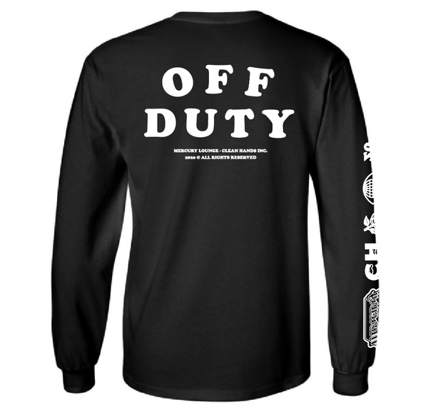 Mercury Lounge Off Duty Long Sleeve