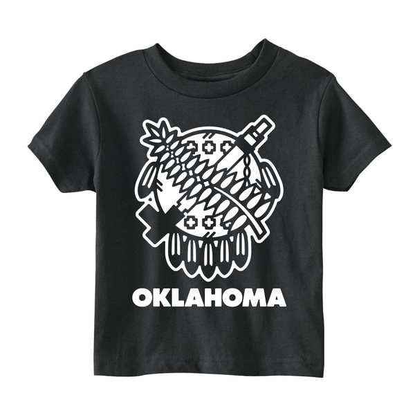 Youth Okie Shield Tee