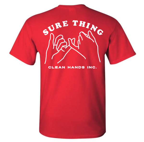 Sure Thing Tee