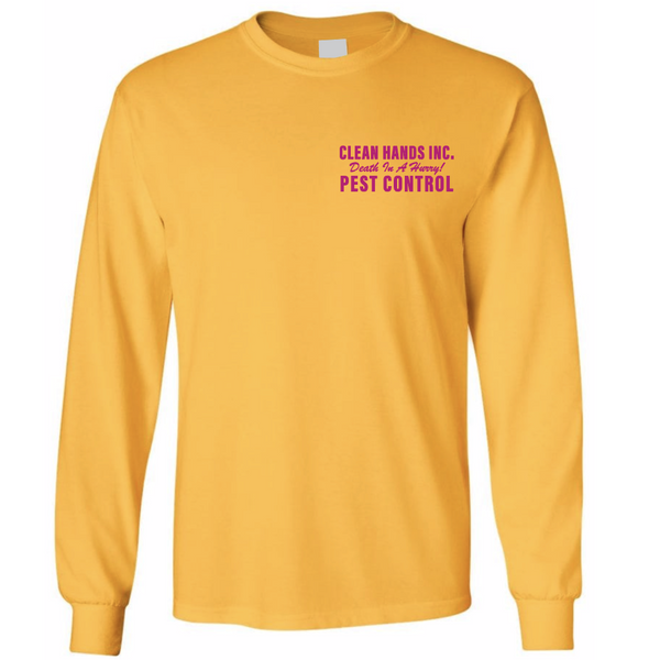 Pest Control Long Sleeve