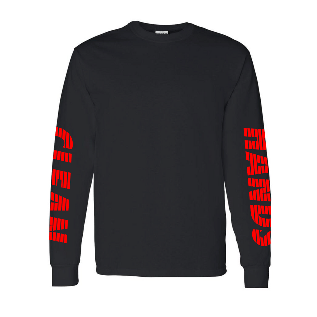 Retro Sleeves LS Tee