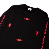 BLACK RP© FOUR BOLTS L/S TEE