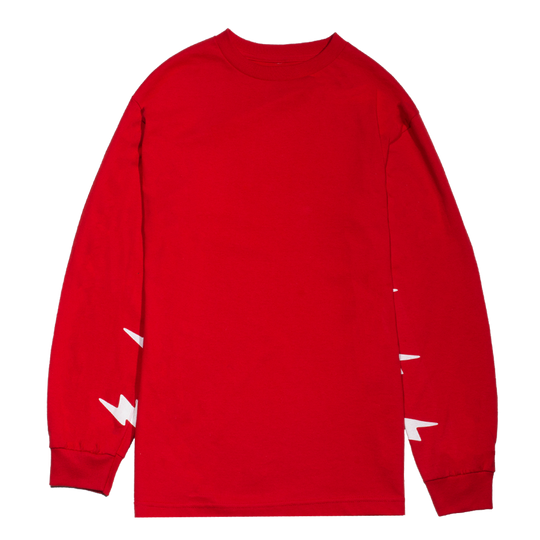 RED RP© SLEEVE BOLTS L/S TEE
