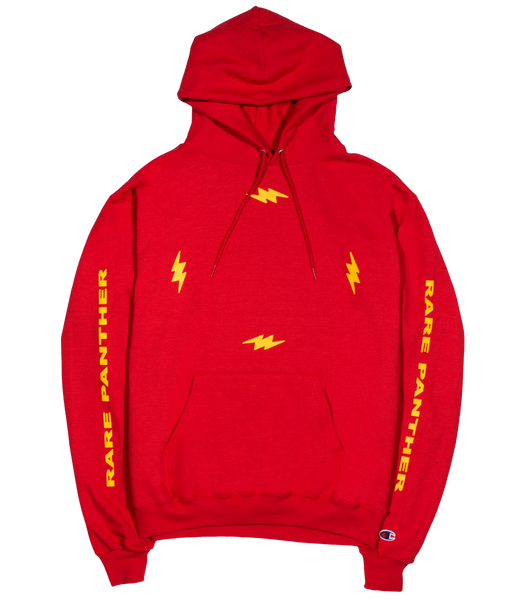 RED RP© FOUR BOLT CHAMPION HOODY
