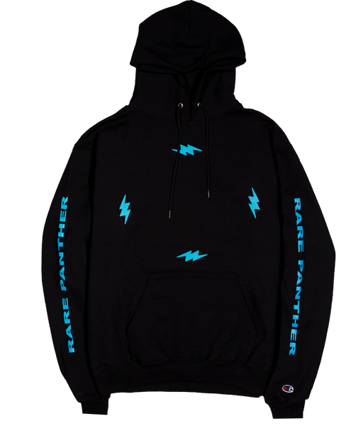 BLACK RP© FOUR BOLT CHAMPION HOODY