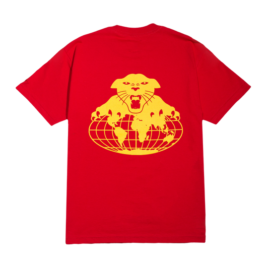 RED RP© WORLD GONE RARE TEE