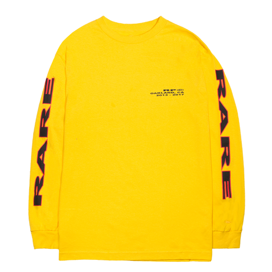 YELLOW RP© OAKLAND L/S TEE