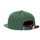 FOREST GREEN RP© LOGO 6 PANEL HAT