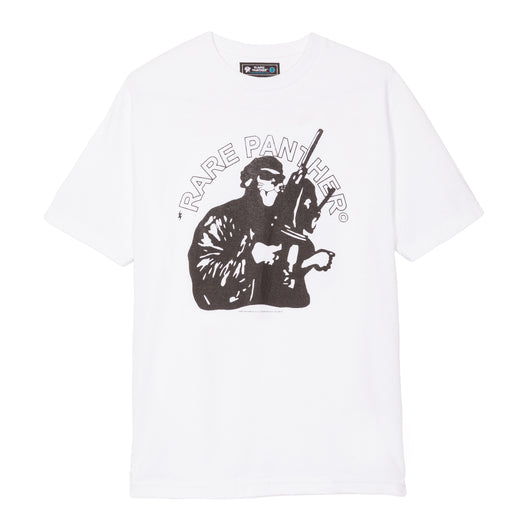 WHITE RP© PANTHER SOLDIER TEE