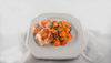 PAN-SEARED CHICKEN WITH SHALLOT AND CARROT