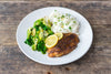Friday: Cajun Catfish with Escarole