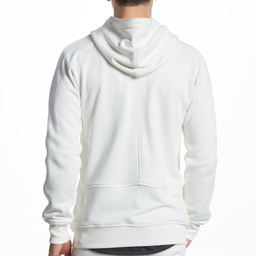 THE LUX FRENCH TERRY ZIP HOODY