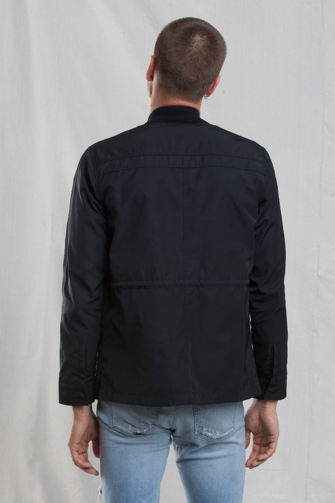 The Nylon 4-Pocket Jacket