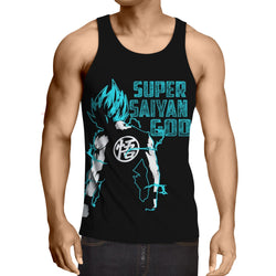Super Saiyan God Tanktop