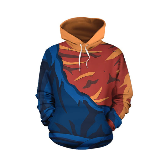 Ripped Vegito Outfit Hoodie