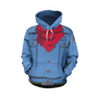 Future Trunks Outfit Hoodie