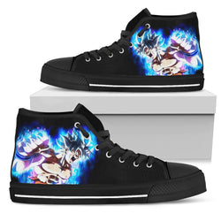 Ultra Instinct Goku First High Top Shoes