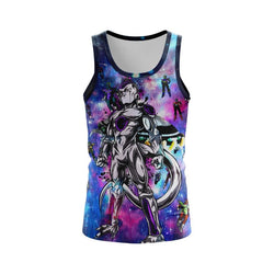 (DBMerch) Frieza Tanktop