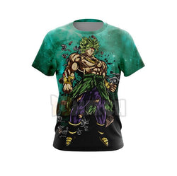 (DBMerch) Legendary Super Saiyan Broly T-Shirt