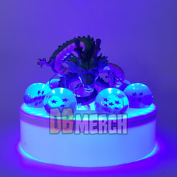 Shenron Blue Dragon Ball LED Set