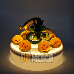 Shenron Dragon Ball LED Set