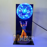 Goku Spirit Bomb LED Set