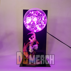 Kid Buu Shocking Ball Led Light