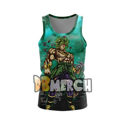 (DBMerch) Legendary Super Saiyan Broly Tanktop
