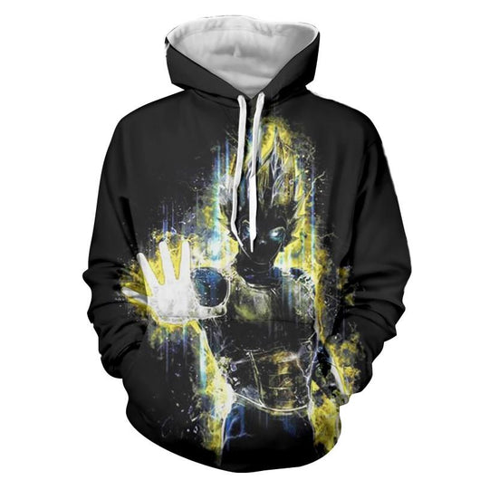 Vegeta Big Bang Attack Hoodie