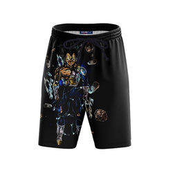 (DBMerch) Vegeta Shorts
